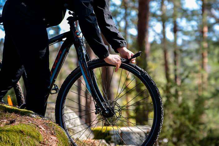 Retyre One - сменный велосипедный протектор