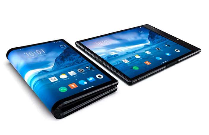 Royole Flexpai: смартфон-планшет с гибким экраном