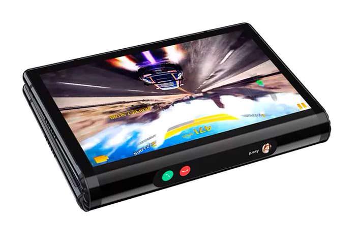 Royole Flexpai - складной смартфон с гибким экраном