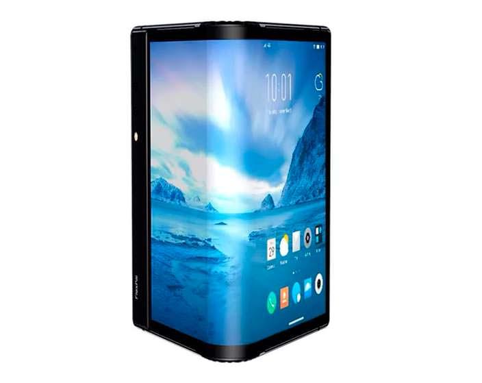 Royole Flexpai - смартфон-раскладушка по цене $1 318