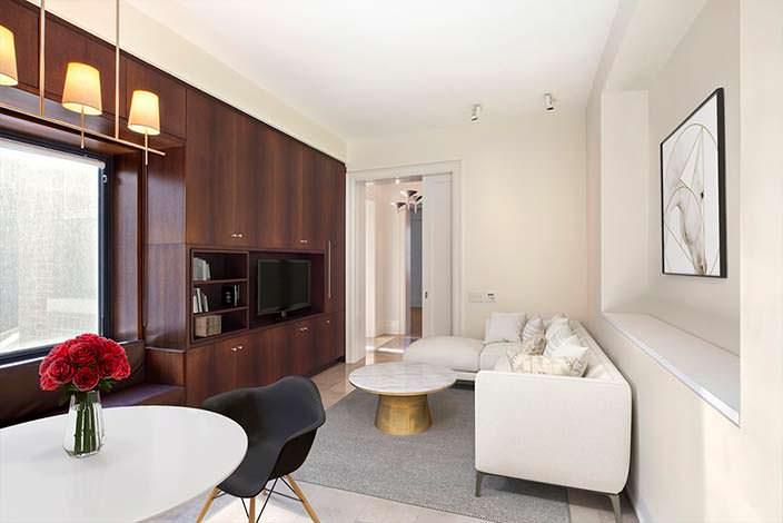 Фото квартиры в Нью-Йорке актера Сэмюэля Л. Джексона