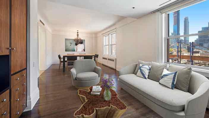Сэмюэл Л. Джексон продает квартиру в Нью-Йорке | фото, цена