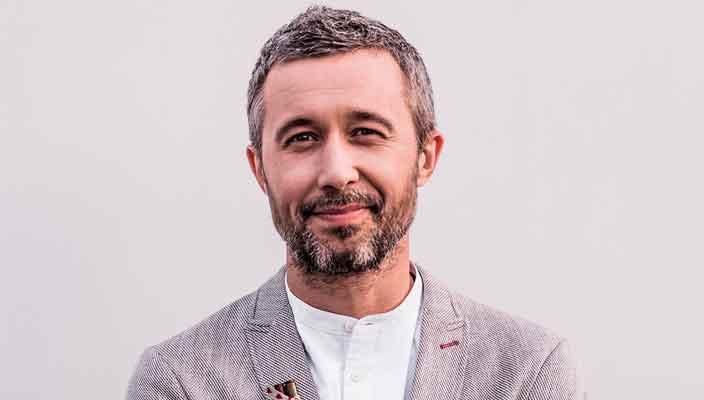 Сергей Бабкин отмечает день рождения. Музыканту 40 лет