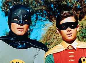 Сериал «Бэтмен» 1966 - 1969 гг.