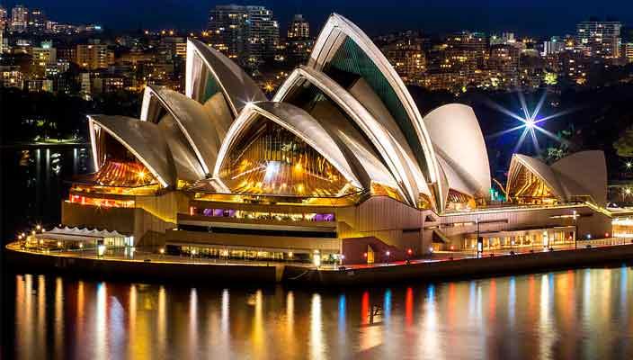 Сиднейская Опера стала зданием без углеродного следа