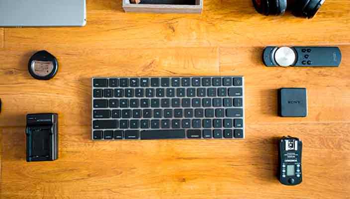 Taptek - самая тонкая механическая беспроводная клавиатура