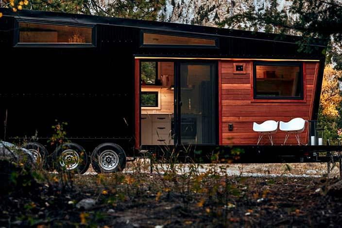 Шестиколесный дом на колесах Draper RV