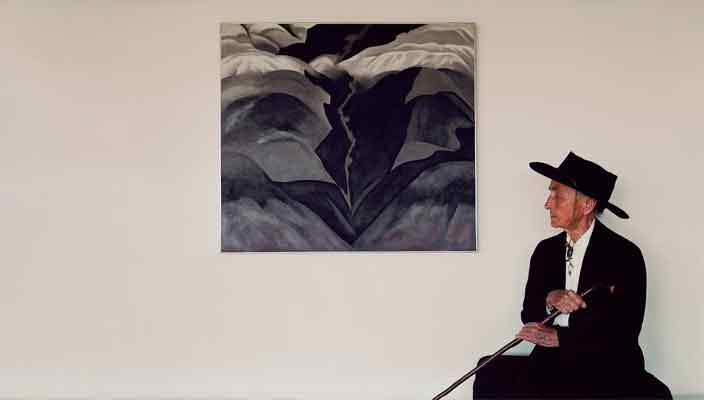 Три картины Джорджии О'Кифф продадут дороже $30 млн