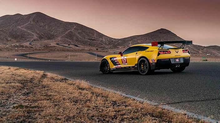 Тюнингованный Chevrolet Corvette Z06 от Speed Society
