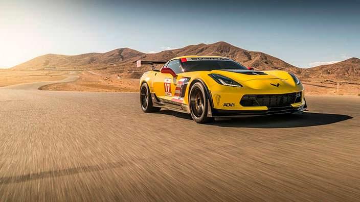 Мощный тюнинг Chevrolet Corvette Z06 от Speed Society