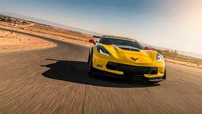 Тюнинг Chevrolet Corvette Z06 от Speed Society