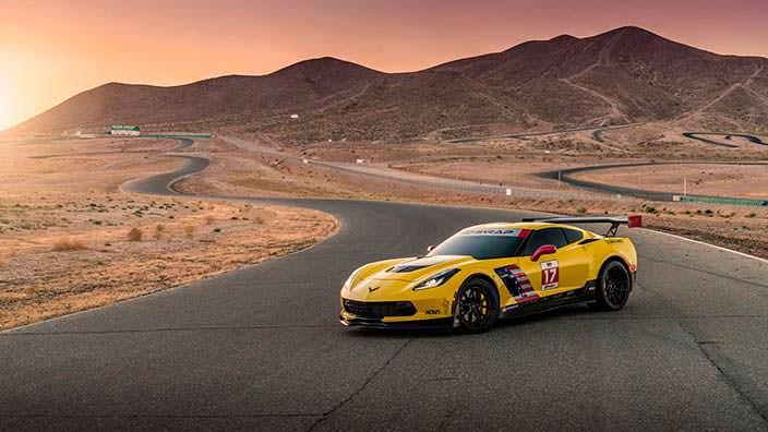 Новый тюнинг Chevrolet Corvette Z06 от Speed Society