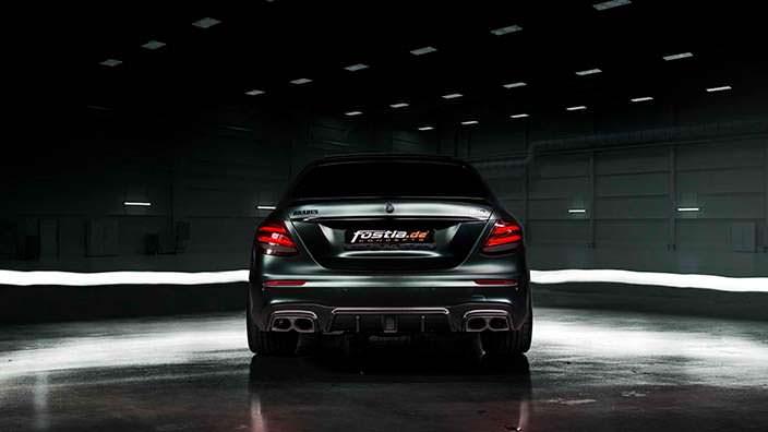 Новый тюнинг Mercedes-AMG E63 S от Brabus