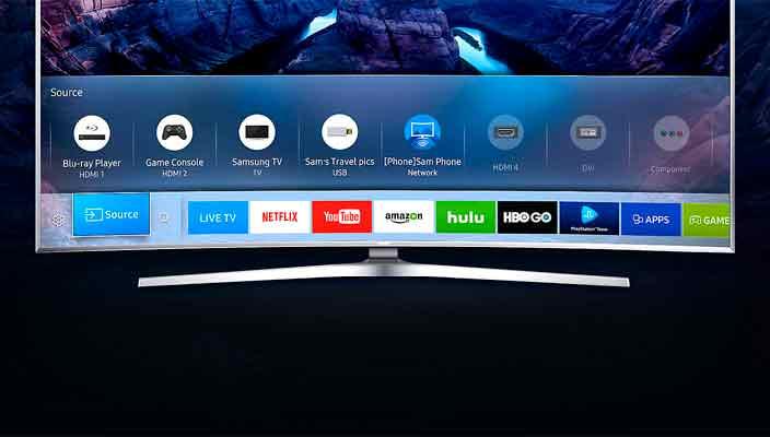 Выбор телевизора Samsung