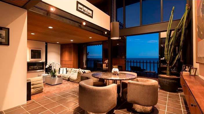 Дом с видом на Тихий океан
