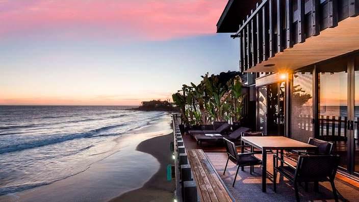 Пляжный дом Стивена Дорффа