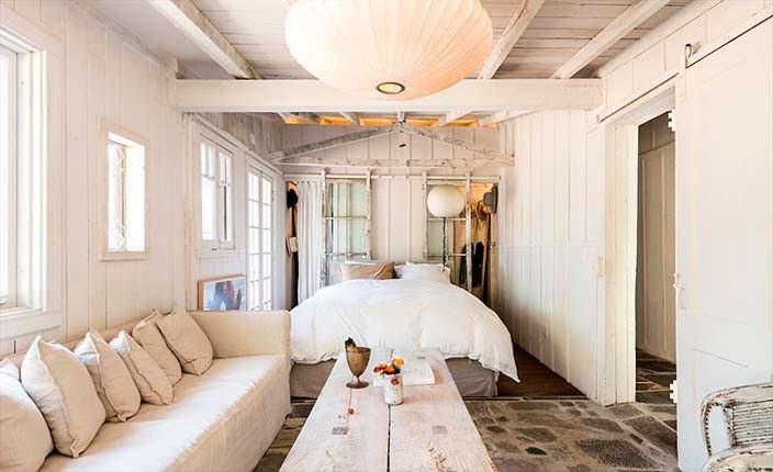 Спальня в доме Ланы Дель Рей