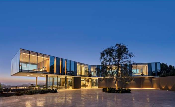Дом в Бель-Эйр за $56 млн
