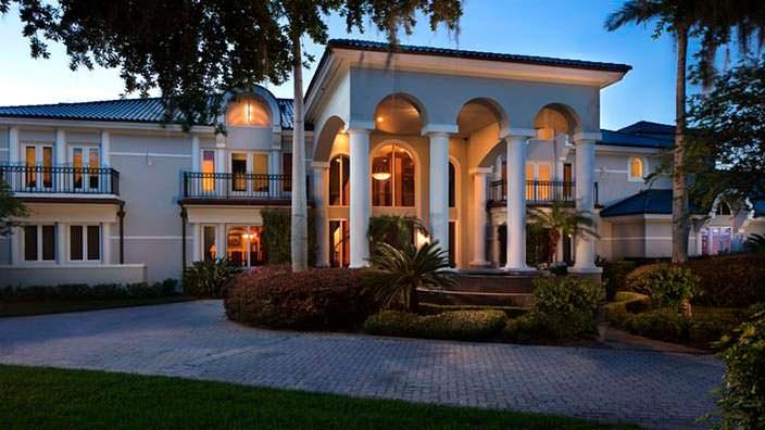 Дом Шакила О'Нила во Флориде
