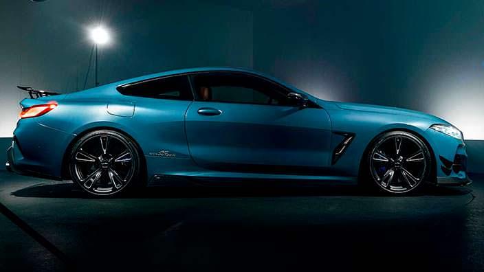 Купе BMW 8-Series. Тюнинг от AC Schnitzer