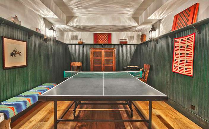 Свой стол для пинг-понга