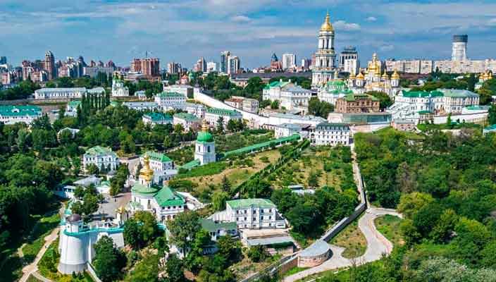 Как провести время в Киеве?