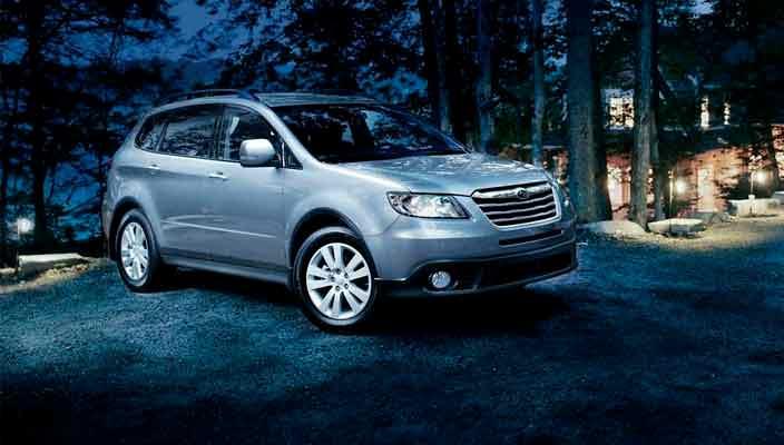Где найти оригинальные запчасти Subaru Tribeca по низкой цене