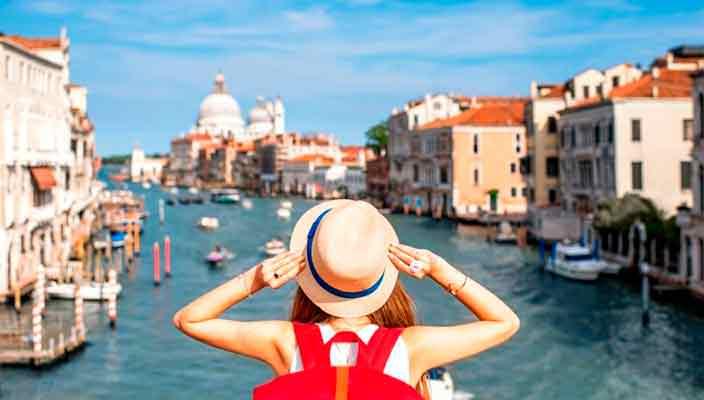 Самые популярные туристические страны Европы. ТОП-5