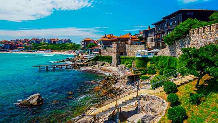 Відпочинок у Болгарії: сонце, море і хороший бюджетний сервіс
