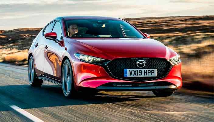 Mazda 3. Информация о модели, короткая история