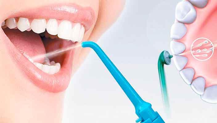 Выбор ирригатора для зубов. Зачем покупать и какие есть варианты
