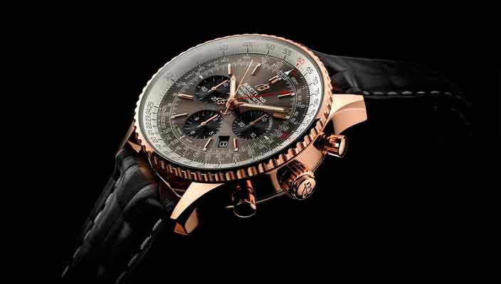 Breitling выпустил новый хронограф серии Navitimer