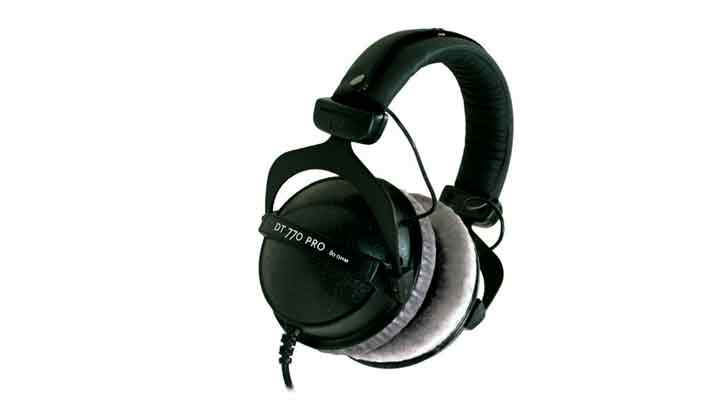 Beyerdynamic DT 770 PRO 80 Om - выбор профессионалов и ценителей качественного звука