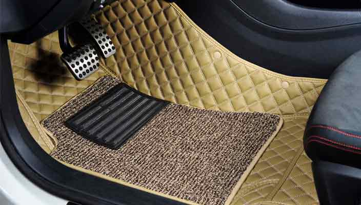 Правила выбора автомобильных ковриков