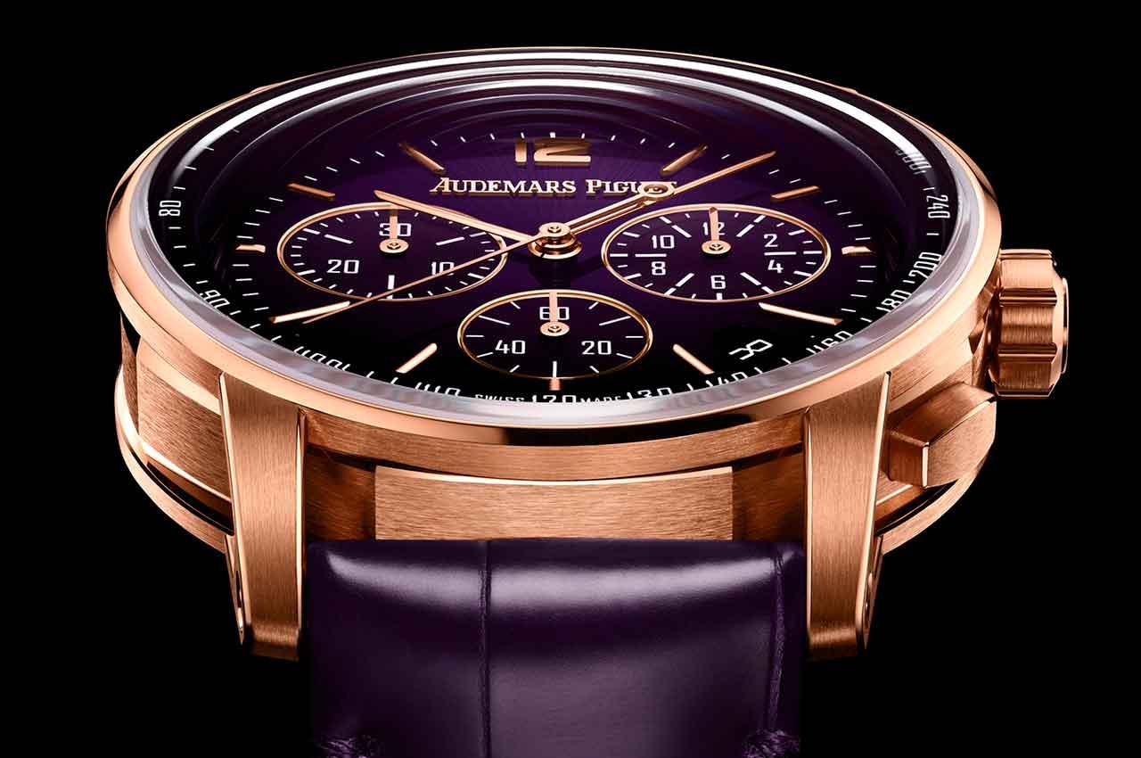 Audemars Piguet обновил классические часы Code 11.59 | фото