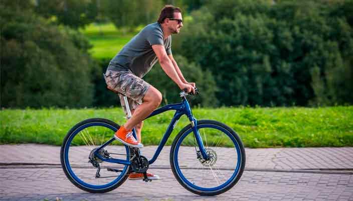 Горный велосипед как тренажер и средство для туризма