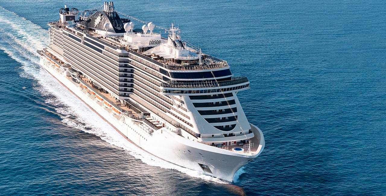 Океанское судно MSC Virtuosa