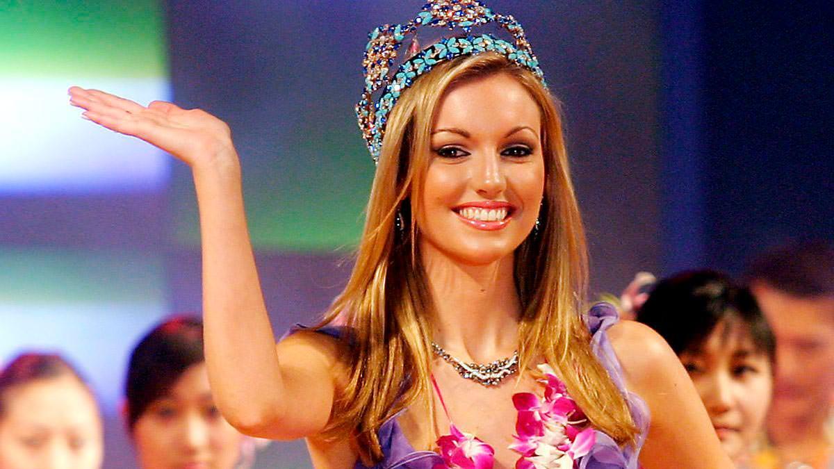 Фото | Мисс Мира 2003 года Розанна Дэвисон