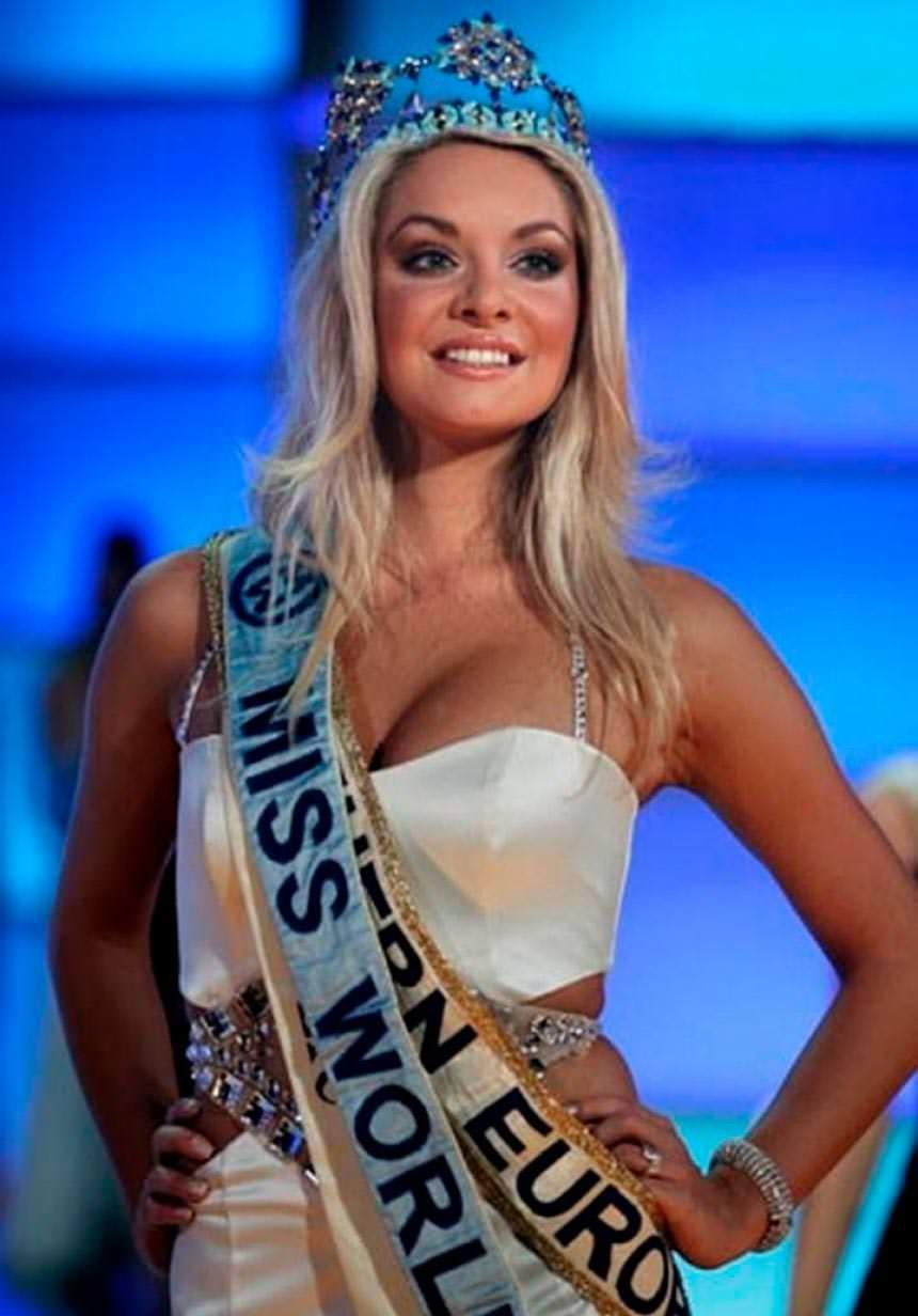 Фото | Мисс Мира 2006 года Татьяна Кухаржова
