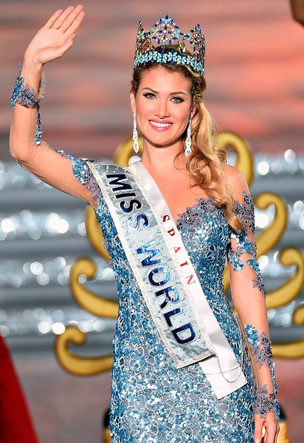 Фото | Мисс Мира 2015 года Мирея Лалагуна