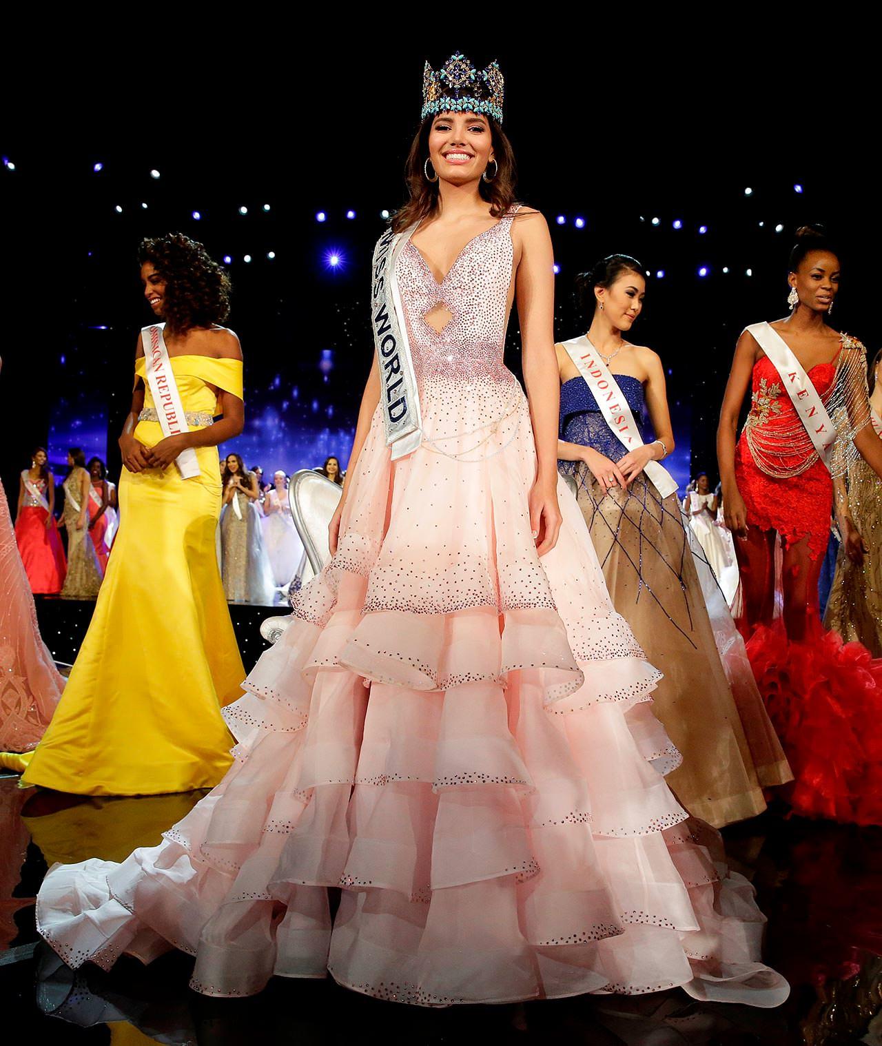 Фото | Мисс Мира 2016 года Стефани Дел Валье