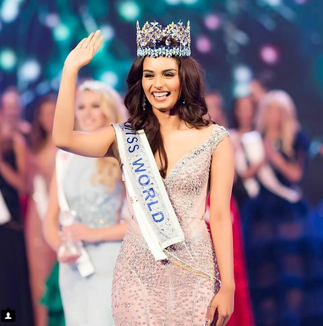 Фото | Мисс Мира 2017 года Мануши Чхиллар