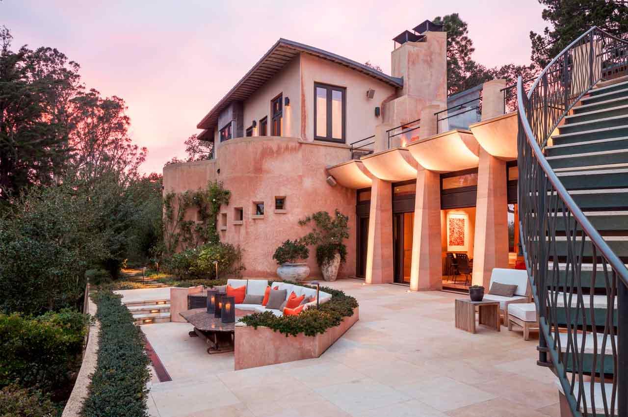 Миллиардер Адам Нейман продает дом в Калифорнии | фото и цена