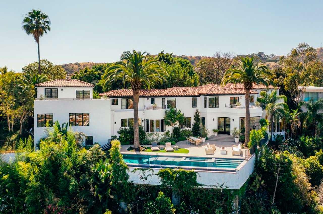 Луи Томлинсон из One Direction продает дом в Лос-Анджелесе | фото