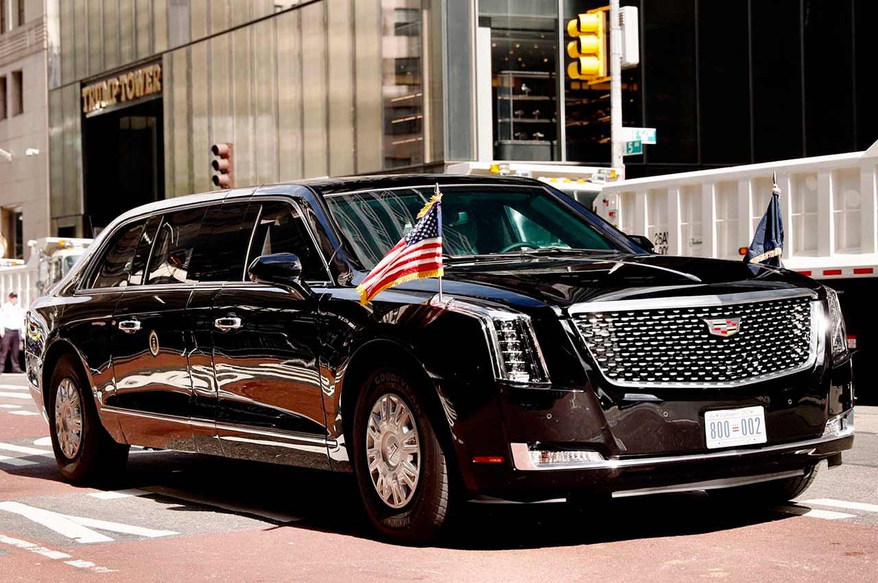 На каких автомобилях ездят президенты и главы государств? ТОП-лист