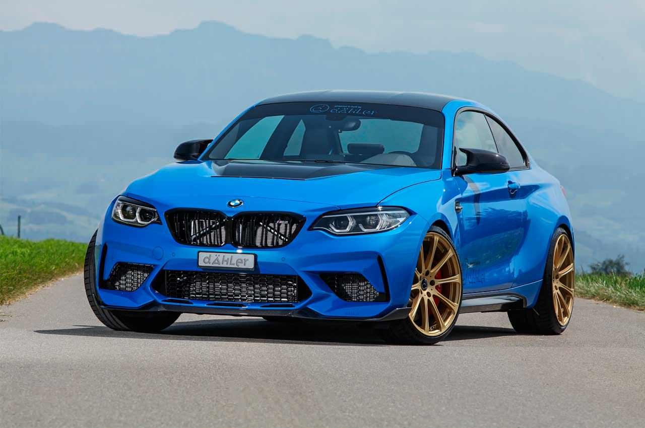 Тюнинг BMW M2 CS от dÄHLer сделал маленькое купе еще мощнее | фото