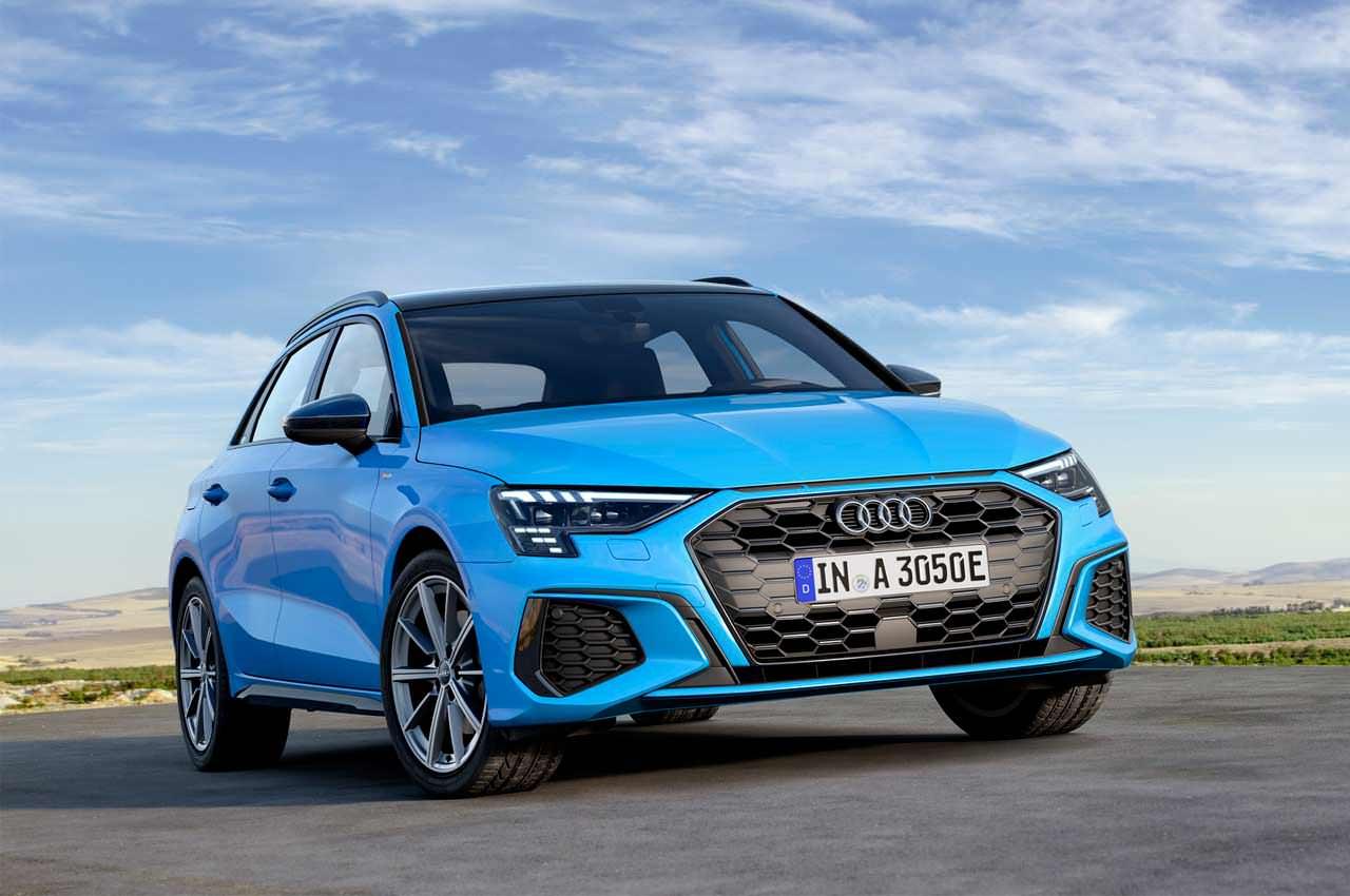 Плагин-гибрид Audi A3 Sportback 40 TFSI e официально | фото
