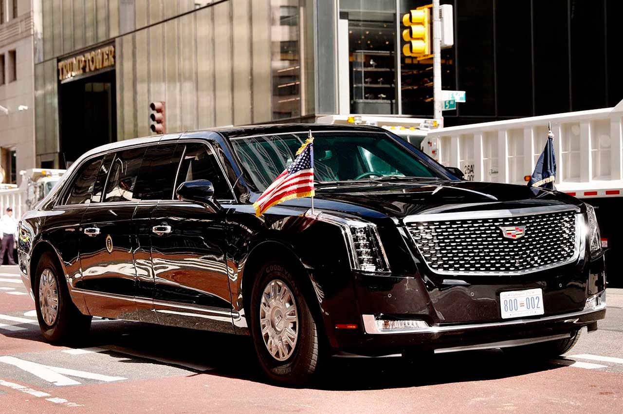 Автомобілі президентів та урядовців світу. Опис та фото