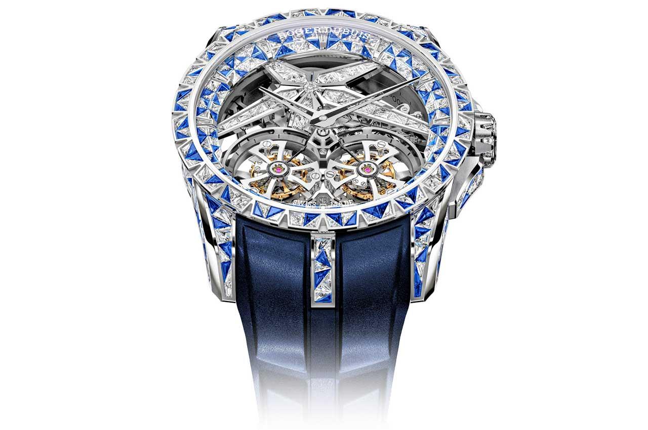 Roger Dubuis сделал бриллиантовые часы почти за миллион