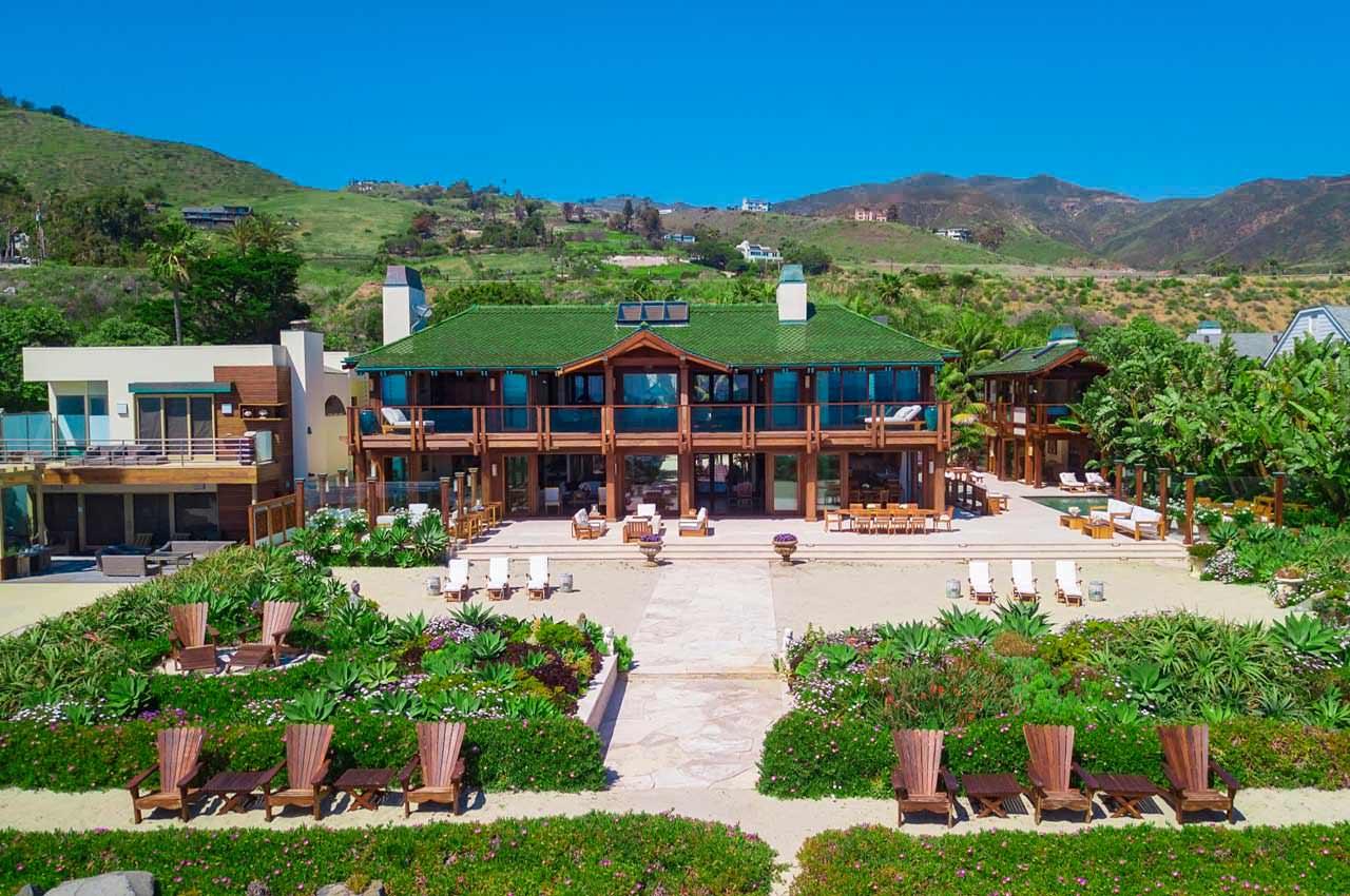 Пирс Броснан продаёт дом в Малибу за $100 млн
